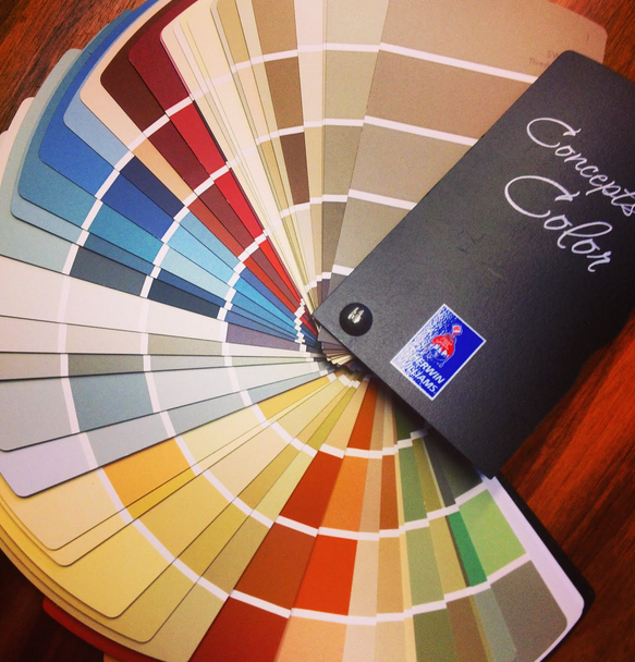 Paint Chip Catalog