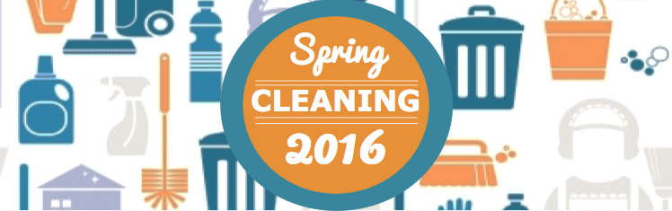 Spring Cleaning 2016 graphic
