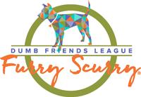 Dumb Friends League Furry Scurry logo