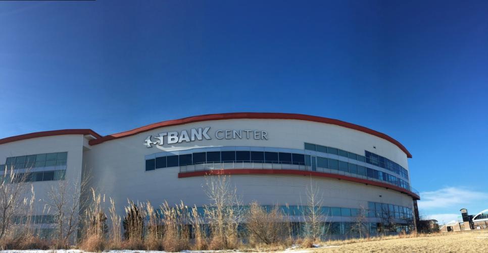 1st Bank Center Exterior