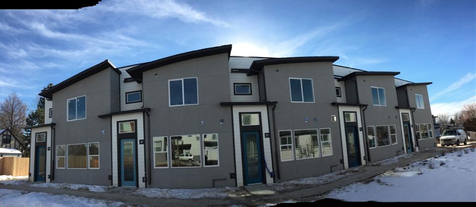 DIRC Homes building exterior