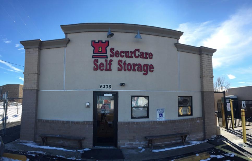 SecurCare building exterior