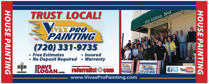 Vivax Pro Painting Ad - Trust Local