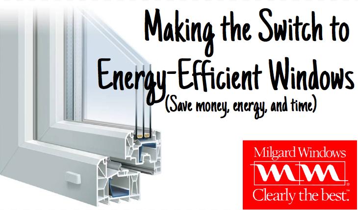 How to choose energy efficient windows vivax pros for Milgard energy efficient windows