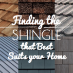 Finding the Shingle that Best Suits Your Home graphic