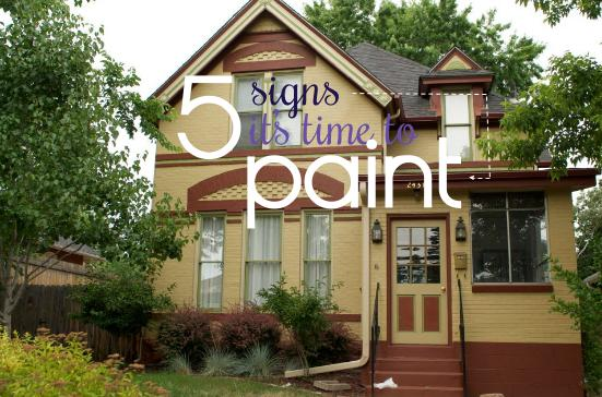 Spot It Early How To Know When To Paint Your Home Vivax