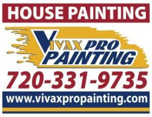 Vivax Pros House Painting Sign