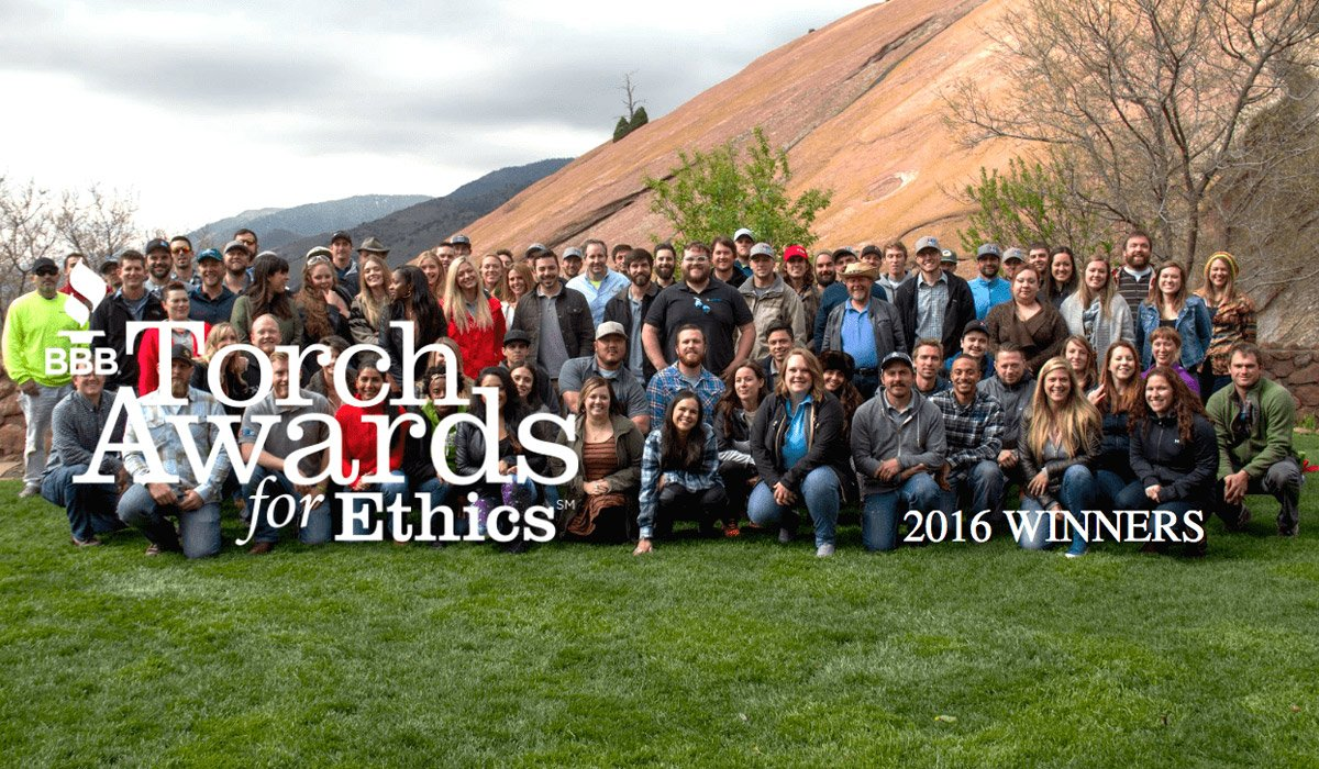 BBB Torch Awards for Ethics 2016 Winners